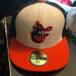 Baltimore Orioles - New Era Fitted